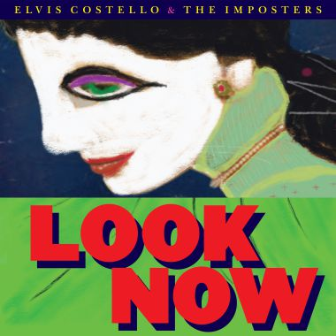 Elvis Costello - Look Now