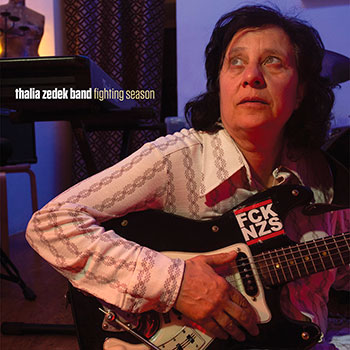 Thalia Zedek Band - Fighting Season