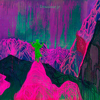 Dinosaur Jr. - Give a Glimpse of What Yer Not