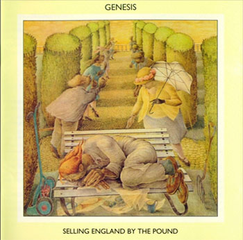 Genesis - Selling England by the Pound