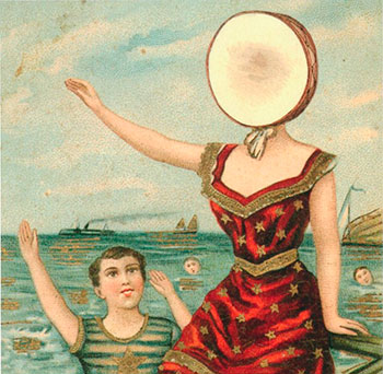 Neutral Milk Hotel - In The Aeroplane Over The Sea