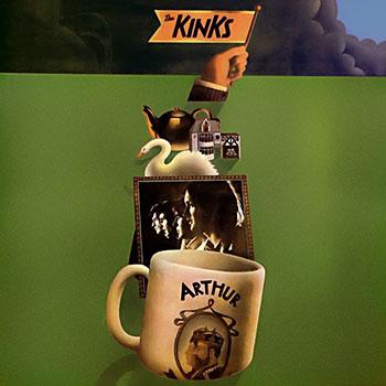 The Kinks - Arthur