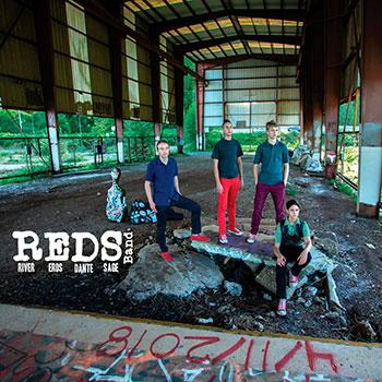 REDS Band - River Eros Dante Sage