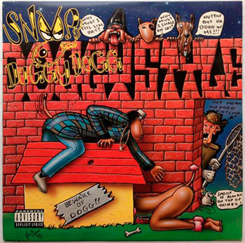 Snoop Doggy Dogg - Doggystyle