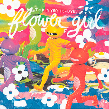 Flower Girl - Tuck In Your Tie-Dye