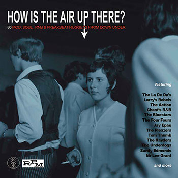Various Artists - How Is The Air Up There?