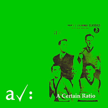 A Certain Ratio - The Graveyard and the Ballroom