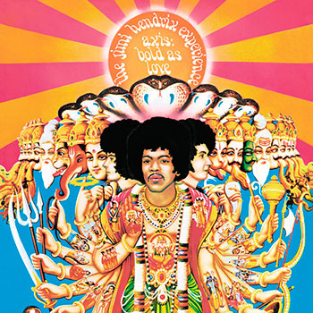 The Jimi Hendrix Experience - Axis: Bold As Love