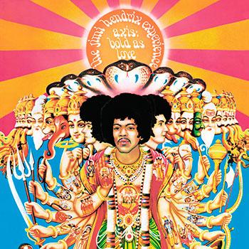 The Jimi Hendrix Experience - Axis: Bold As Love