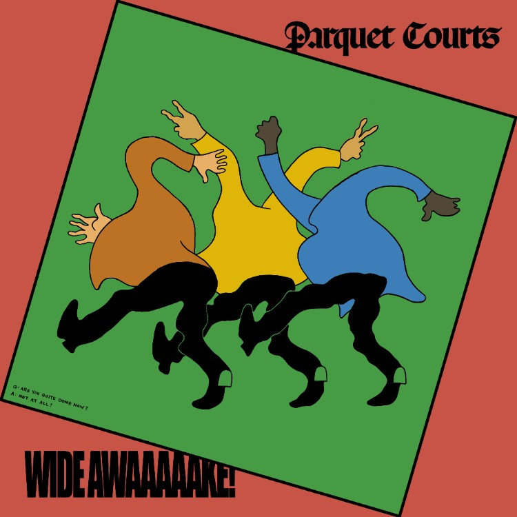 Parquet Courts announce new album 'Wide Awake' listen to first track