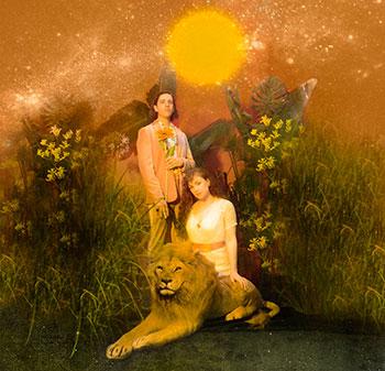 Holy Golden - Sleepwalkers In The Milky Way
