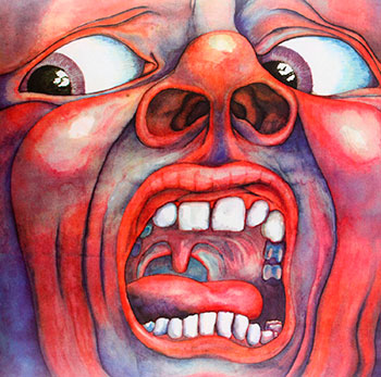 King Crimson - In The Court Of The Crimson King