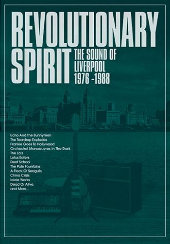 Various Artists - Revolutionary Spirit: The Sound of Liverpool 1976-1988