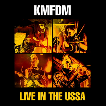 KMFDM - Live in the USSA