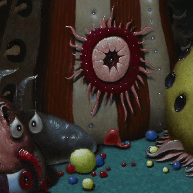 Orbital - Monsters Exist