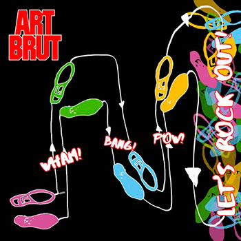 Art Brut return with single Wham! Bam! Pow! Let's Rock Out!