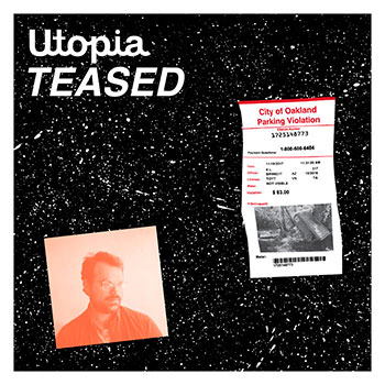 Stephen Steinbrink - Utopia Teased