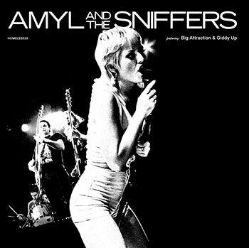 Amyl and the Sniffers - Big Attraction/Giddy Up
