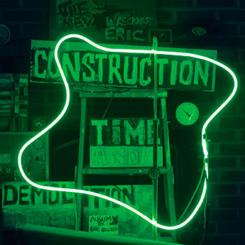Wreckless Eric - Construction Time & Demolition