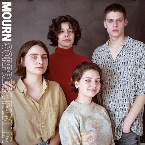 Mourn announce third album 'Sorpresa Familia'