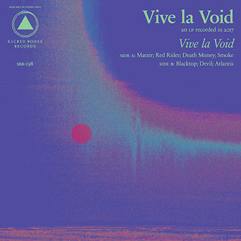 Moon Duo's Sanae Yamada announces debut album as Vive la Void