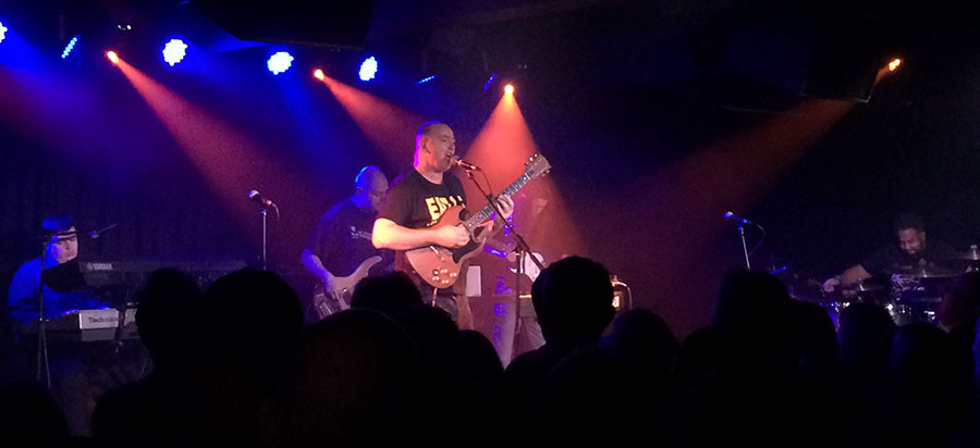 The Sensational Francis Dunnery Band - Club Academy, Manchester