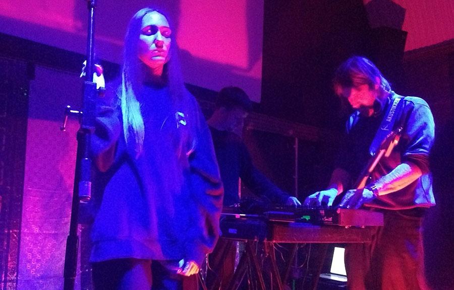 Chinah - Bermondsey Social Club, London