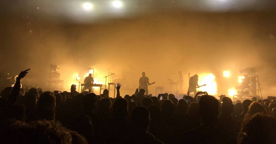 Nine Inch Nails - Kings Theatre, Brooklyn (Night 1)