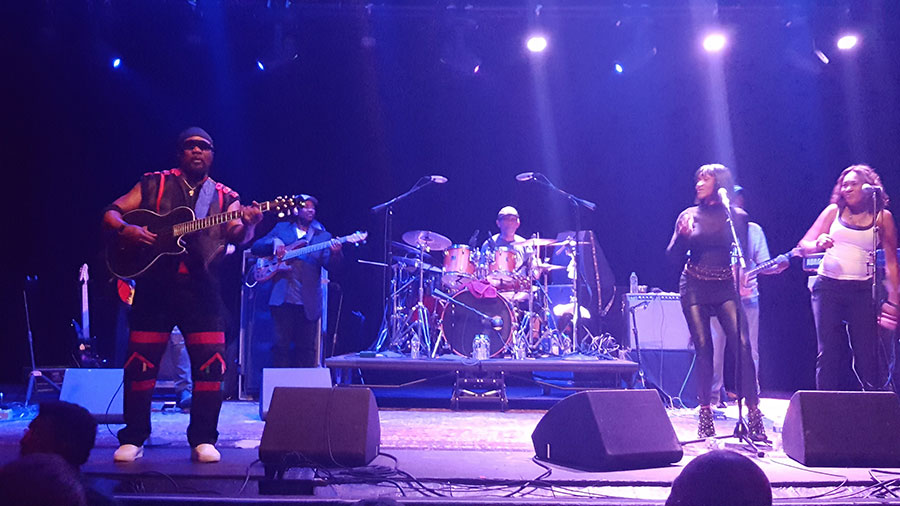 Toots and the Maytals - Thalia Hall, Chicago