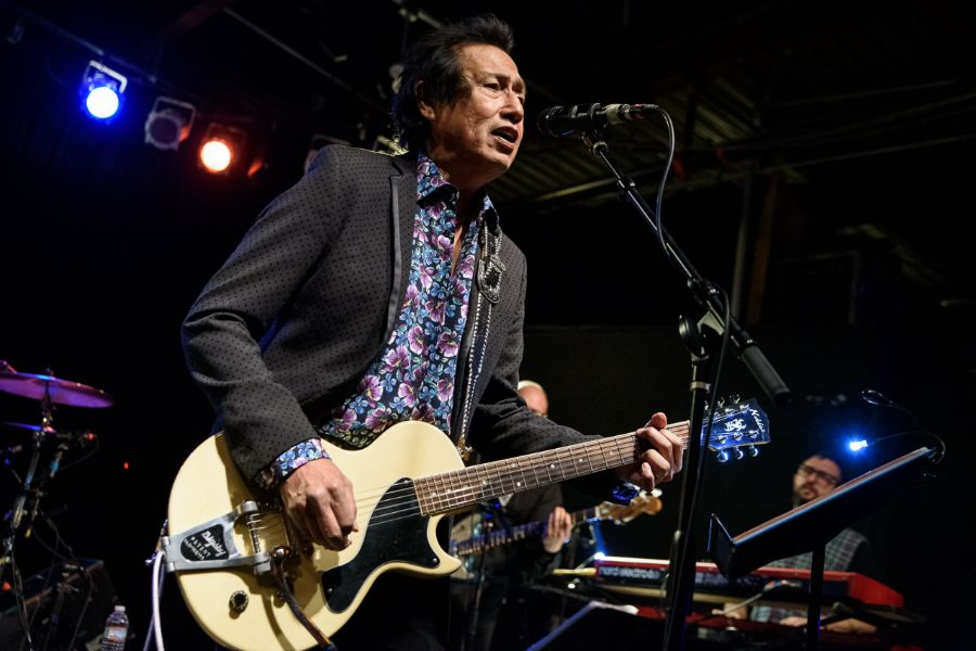 Alejandro Escovedo - Cat's Cradle, Carrboro, North Carolina