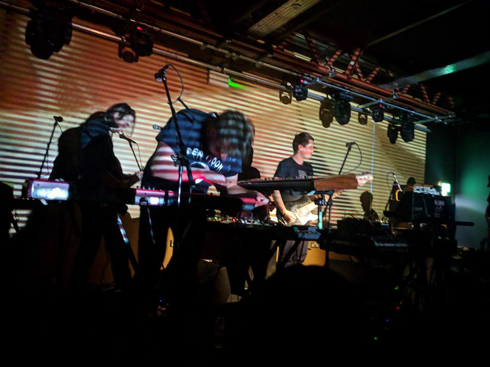 Hookworms - Brudenell Community Room, Leeds