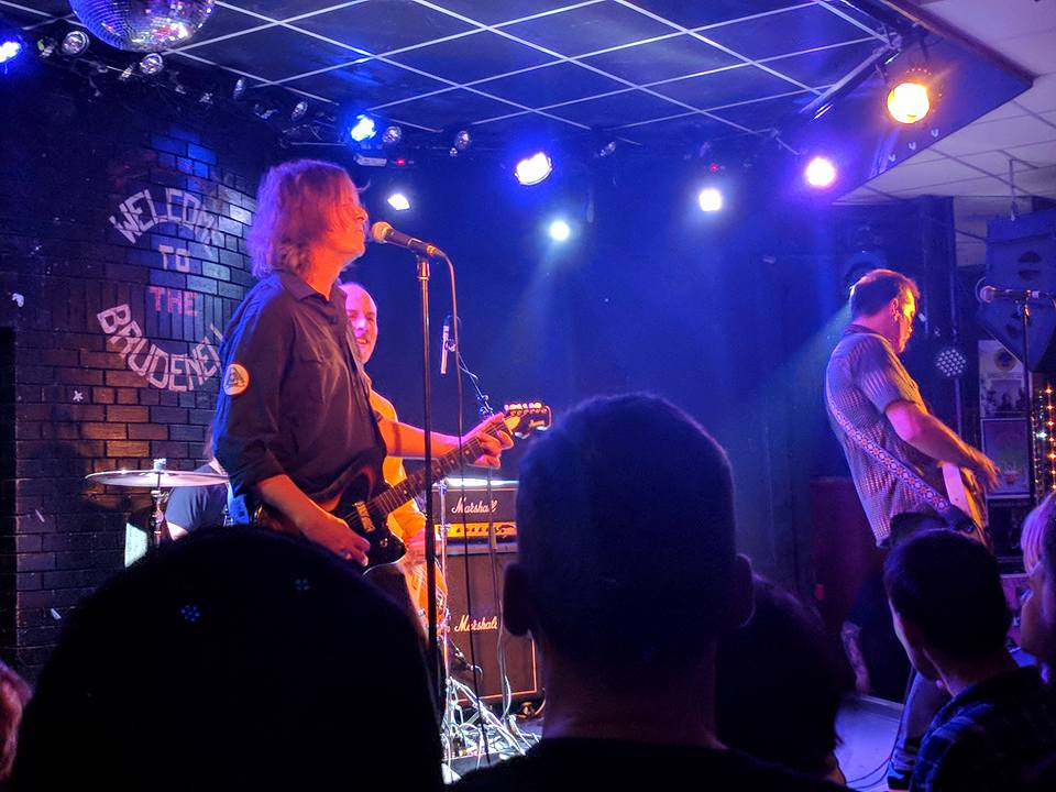 Hot Snakes - The Brudenell Social Club, Leeds