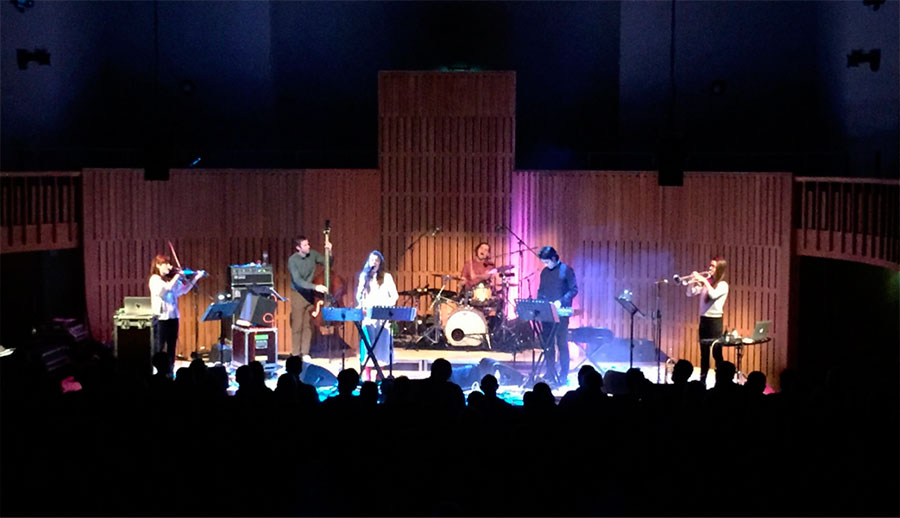 Julia Holter - Howard Assembly Rooms, Leeds