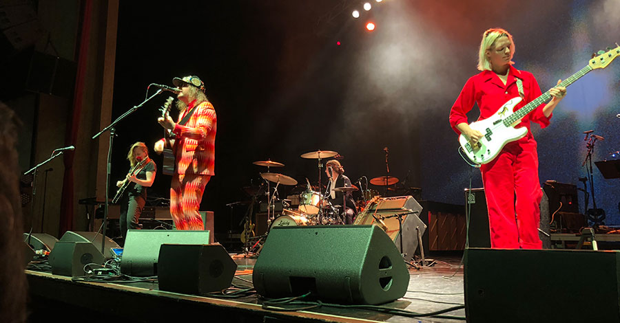 King Tuff - Hard Rock Live, Orlando, Florida