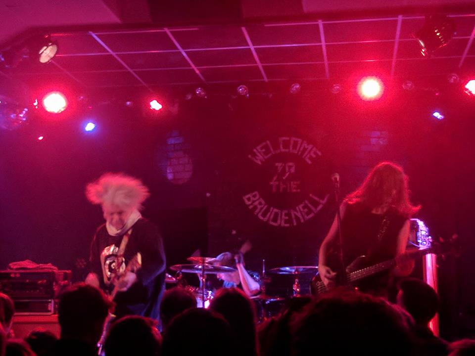 Melvins - The Brudenell Social Club, Leeds