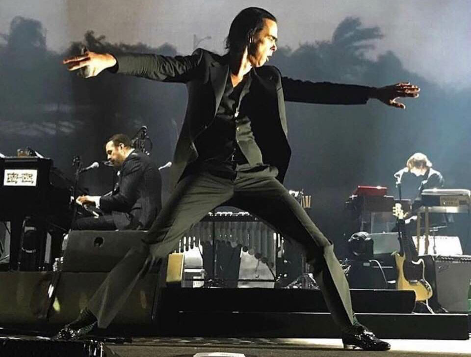 Nick Cave & The Bad Seeds - Barclays Center, New York
