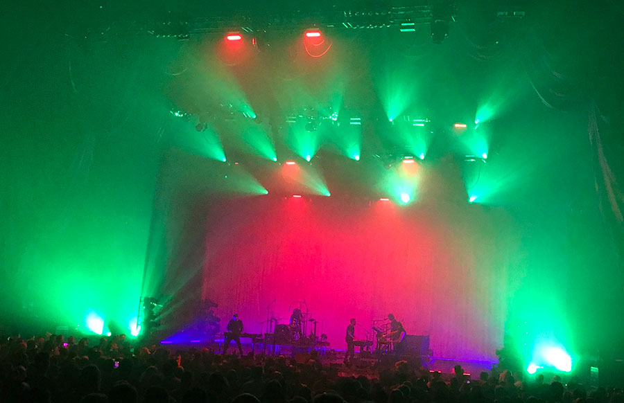 Nine Inch Nails - Radio City Music Hall, New York (Night 1)