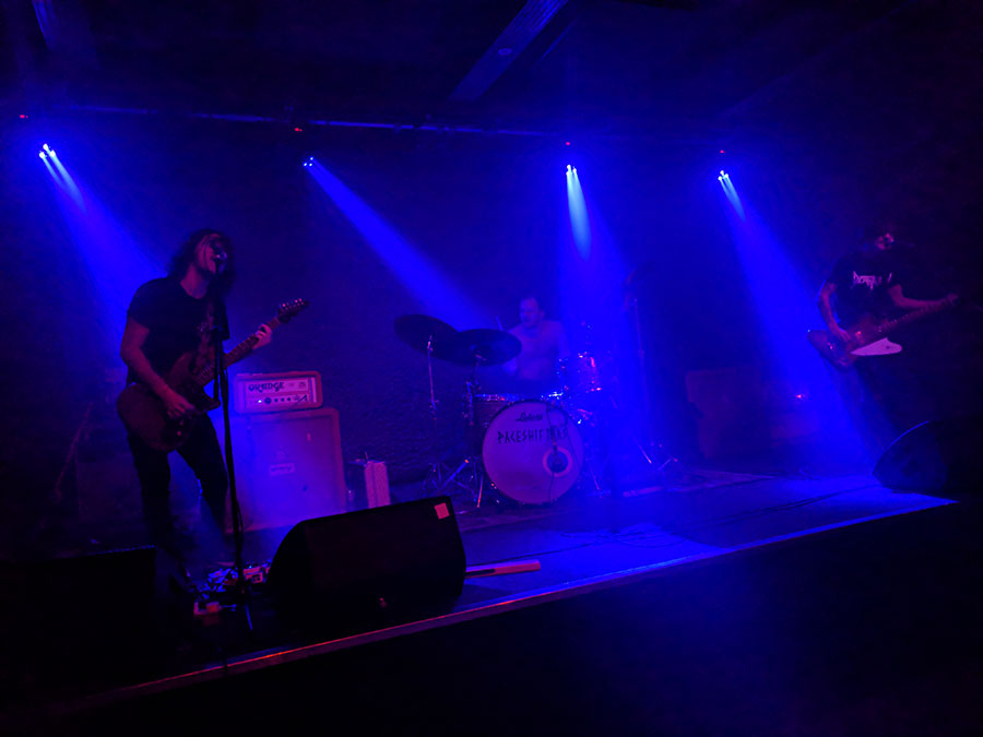Paceshifters - The Brudenell Social Club, Leeds
