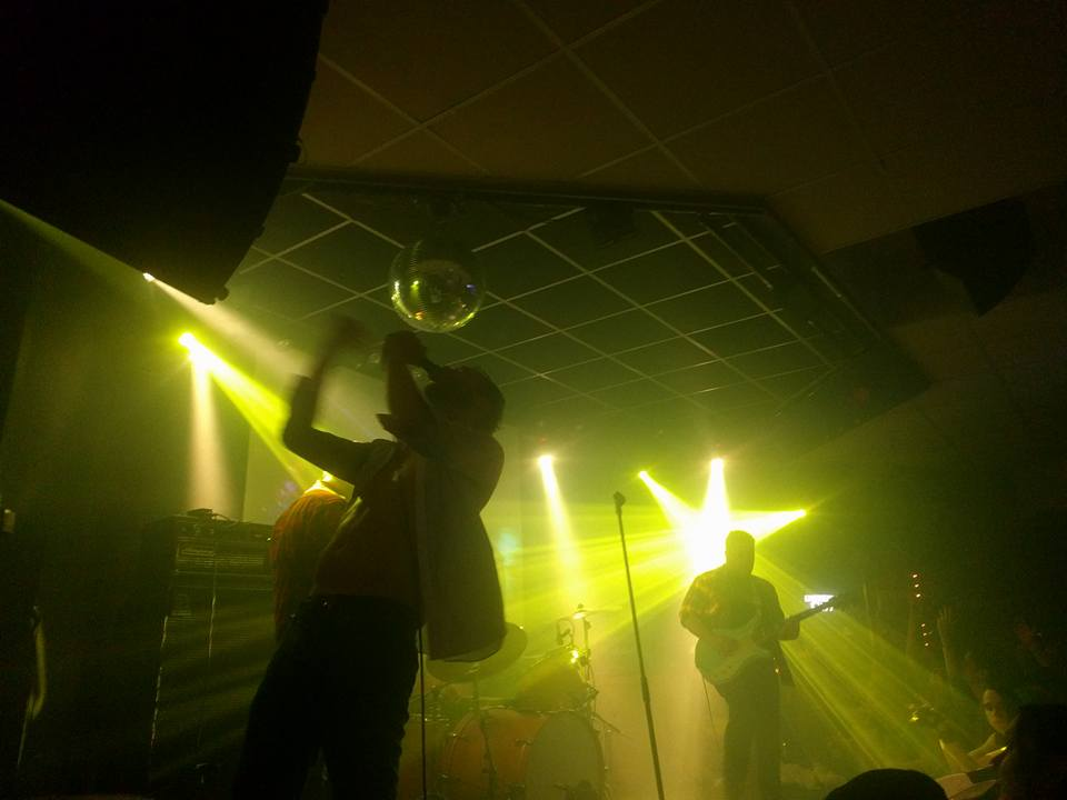 Pissed Jeans - Brudenell Social Club, Leeds