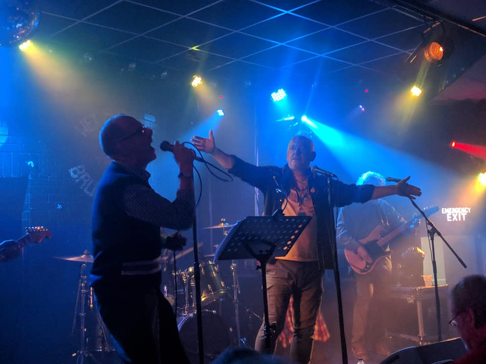 The Mekons - The Brudenell Social Club, Leeds