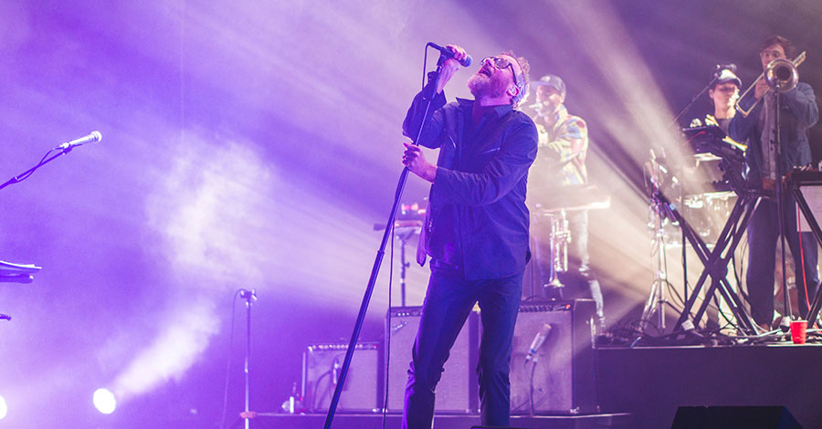 The National - Starlight Theater, Kansas City, MO