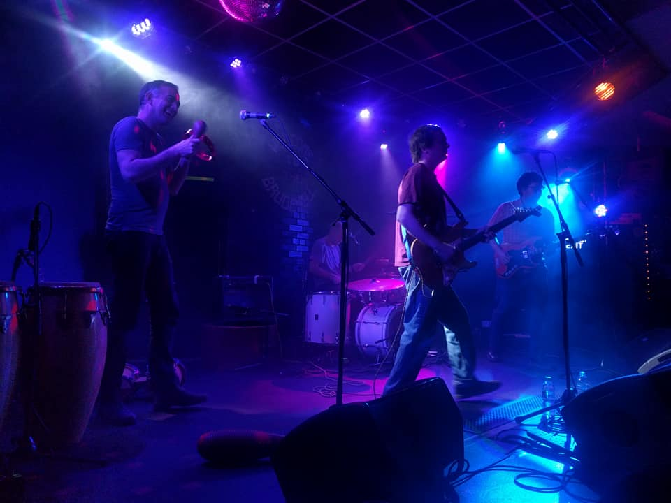 The Wave Pictures - Brudenell Social Club, Leeds