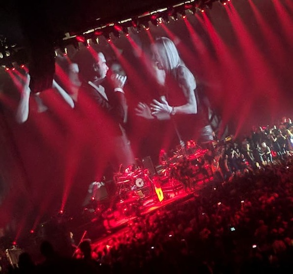 Nick Cave & the Bad Seeds - Manchester Arena, UK