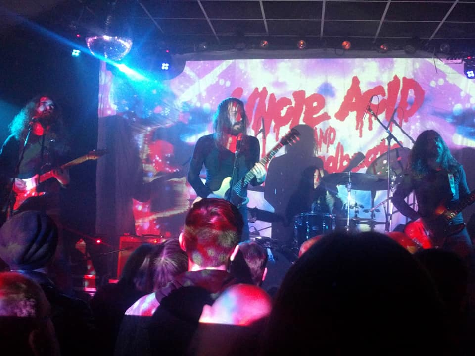 Uncle Acid and the Dead Beats - Brudenell Social Club, Leeds