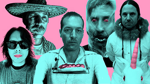 Hot Snakes announce new album 'Jericho Sirens'