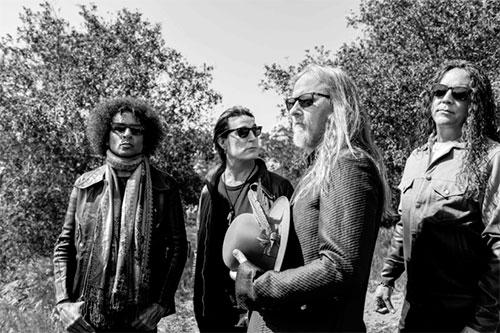 Alice In Chains announce new album 'Rainier Fog'
