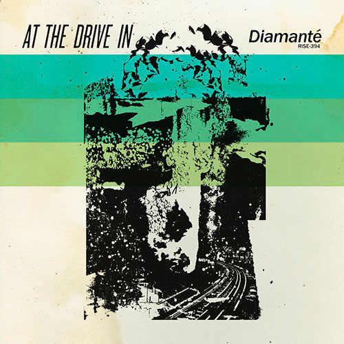 At The Drive-In announce new 3 track Ep 'Diamanté'