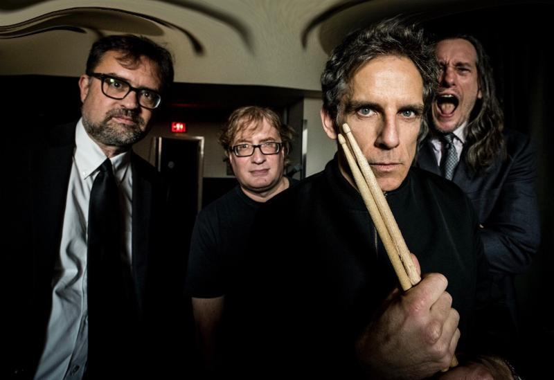 Ben Stiller's Capital Punishment album to be reissued