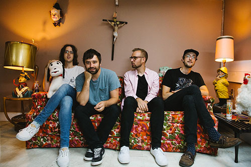 Cloud Nothings announce new album Last Building Burning
