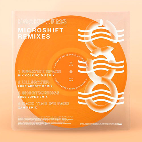 Hookworms announce Microshift Remixes EP